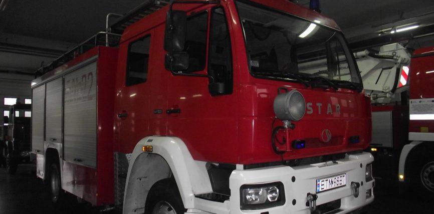 Używane samochody pożarnicze i samochody dostawcze chłodnie