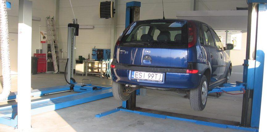 Warsztat samochodowy – Zamość